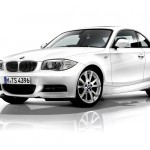 2013 BMW 1 SERIES COUPE…WHITE AND BLACK.