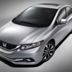 2013 HONDA Civic Sedan Restyle ..!