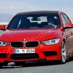 2014 BMW M3 Future