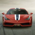 2014 FERRARI SPECIALE Red color