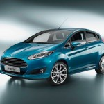 2014 FORD Fiesta Restyle