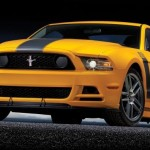 2014 FORD MUSTANG BOSS 302