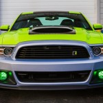 FORD MUSTANG tuned by ROUSH PERFORMANCE