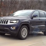 GRAND CHEROKEE facelift 2014