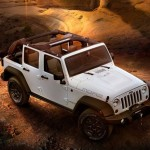 2014 JEEP WRANGLER Unlimited Moab White