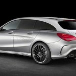 2014 MERCEDES-BENZ CLA Shooting Brake