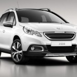 2014 Peugeot  2008 Crossover