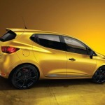 2014 CLIO RS 200 – Yellow