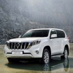 2014 TOYOTA SUV Land Cruiser