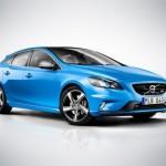 VOLVO V40 R Design Blue