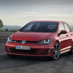 2014 VW GOLF GTD