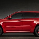 2015 JEEP GRAND CHEROKEE SRT Red Vapor Edition
