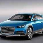 2015 AUDI ALLROAD SHOOTING BRAKE