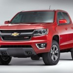 2015 CHEVROLET COLORADO pick-up