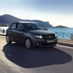 2015 DACIA SANDERO BLACK TOUCH