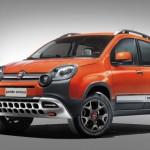 2015 FIAT PANDA CROSS 4X4