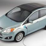 2015 FORD C-MAX SOLAR ENERGI Concept