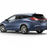 2015 HONDA CIVIC TOURER