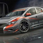Racing HONDA CIVIC WTCC