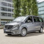 2015 MERCEDES-BENZ VITO TOURER