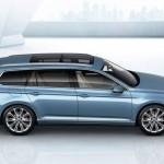 2015 VW PASSAT VARIANT