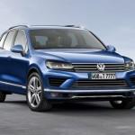 2015 VW TOUAREG Restyle