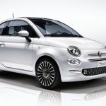 2016 FIAT 500 Restyle