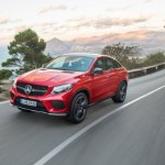 2016 MERCEDES GLE 450 AMG Coupe