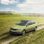 2016 SKODA RAPID SPACEBACK SCOUTLINE EDITION