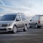 2016 VW CADDY ALLTRACK