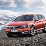 2016 VW PASSAT ALLTRACK
