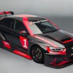 AUDI RS3 LMS RACECAR