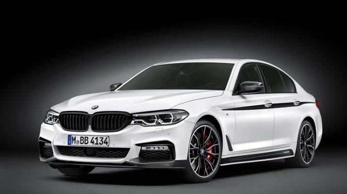 BMW 5 series M PERFORMANCE