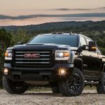 2017 GMC SIERRA 2500 HD ALL TERRAIN X