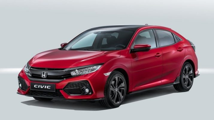 2017 HONDA CIVIC - Europe