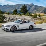 2017 MERCEDES SL63 AMG