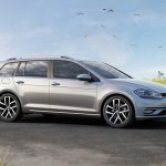 2017 VW GOLF VARIANT