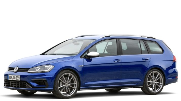 2018 VW GOLF R VARIANT