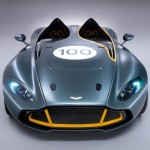 Concept ASTON MARTIN CC 100 SPEEDSTER