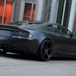 ASTON MARTIN DBS Matte Black By ANDERSON GERMANY