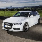 AUDI A4 AVANT tuned by ABT SPORTSLINE