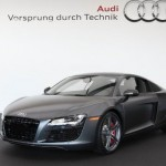 AUDI R8 EXCLUSIVE SELECTION MATT GRAY …www.oopscars.com