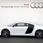 White AUDI R8 EXCLUSIVE SELECTION …www.oopscars.com