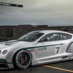 BENTLEY GT3 Racing Car
