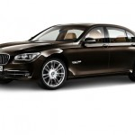 BMW 7 SERIES Individual Final Edition