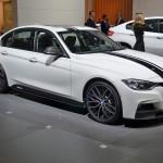BMW 335i M PERFORMANCE White & Black