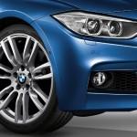 BMW 3 SERIES M Power Blue