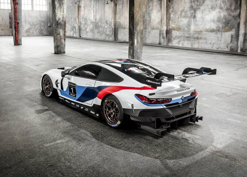 M8 GTE RACECAR-BMW