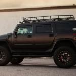 Black Hummer H2 Tuning by SR-Magnum Style