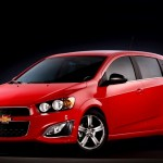 SONIC RS…CHEVROLET SONIC RS…!